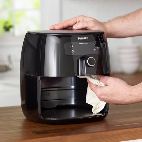 Air Fryer Toaster Oven Cleaning Guide