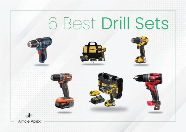 Best Drill Sets