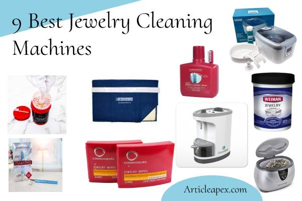 Best Jewelry Cleaning Machines
