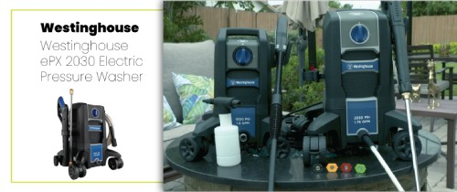 Westinghouse ePX 2030 Electric Pressure Washer